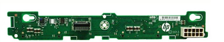 HP 725273-001 Backplane Board for DL320e G8