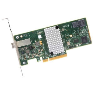 LSI LSI00348 9300-4I4E 12Gb/s PCIe X8 Low Profile FC Host Bus Adapter