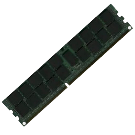 32GB Certified Refurbished 4x8GB PC3-10600R 1333MHz DDR3 ECC Registered Memory Kit for a Cisco UCS C200 M2 Server