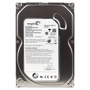 ST3250318AS Seagate Barracuda 250GB 7200RPM SATA 3Gb/s 3.5