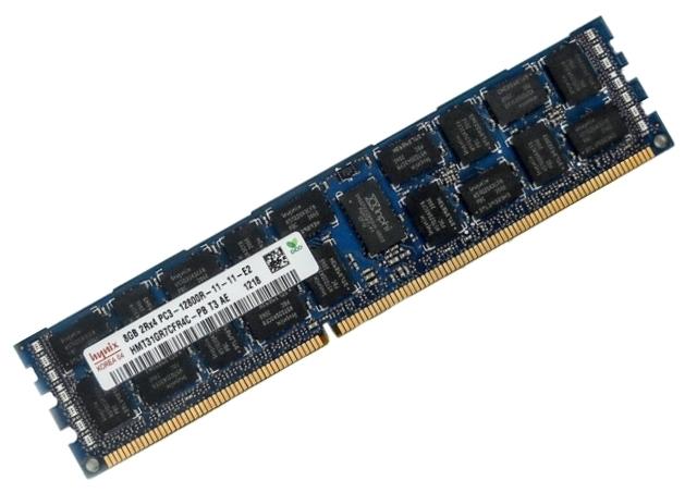 New Hynix 8GB PC3L-12800R DDR3-1600Mhz HMT41GR7AFR4A-PB Server Ram