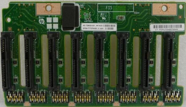 HP 718081-001 3.5-inch LFF Hard Drive Backplane for DL320e G8 V2
