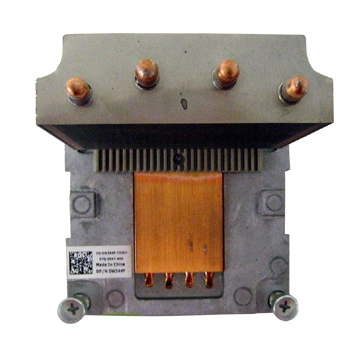 Dell W344F Heatsink for Precision T3500 / T5500 / T7500