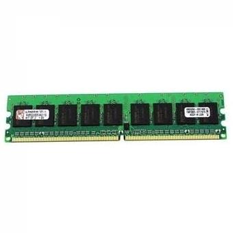 2gb Kingston ddr2-667 pc2-5300e non-reg ECC RAM kvr667d2e5//2g cl5 Memory 240pin