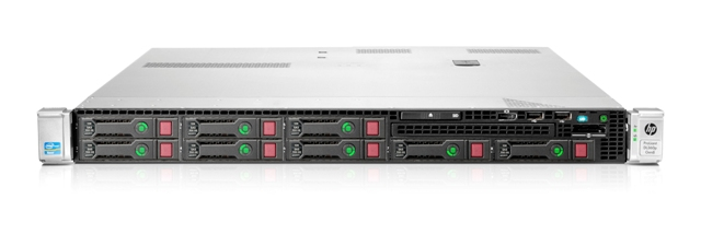 HP 712360-B21 ProLiant DL360p G8 SE 8SFF CTO Server Chassis