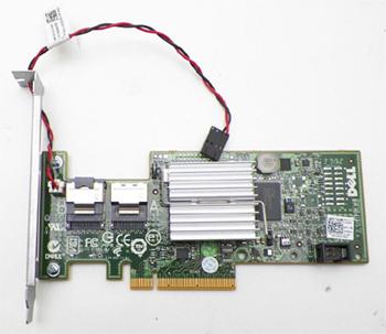 Dell 65F44 Perc H200 6GB SAS PCIe Raid Controller