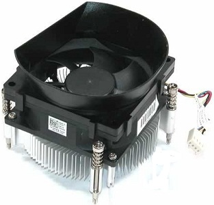 Dell 0KXRX Optiplex 390 Heatsink and Fan Assembly