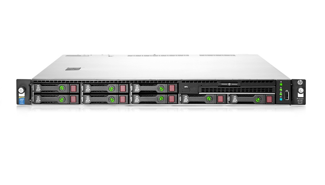 Hp 777426 B21 Proliant Dl120 Gen9 8sff Cto Server