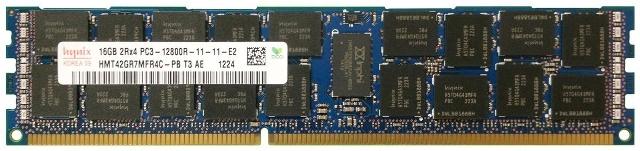 2Rx4 16GB PC3-12800R  ECC REG HMT42GR7MFR4C-PB Hynix