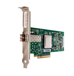 HP 489190-001 StorageWorks 81Q 8Gb Single Port PCIe Fibre Channel HBA