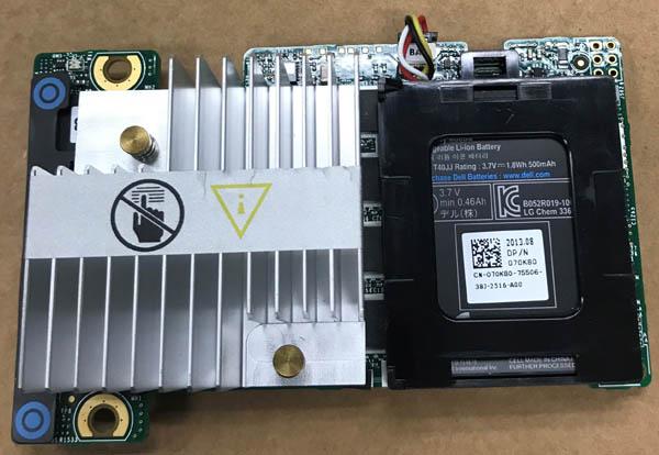 SAS-SATA CONTROLLERS PERC H710P