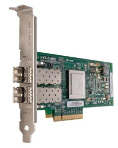 Dell 406-BBEL SanBlade 8GB Dual Channel PCIe FC Host Bus Adapter
