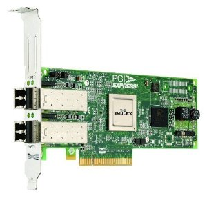 Dell 406-BBHB 8GB PCIe Dual Port FC Host Bus Adapter
