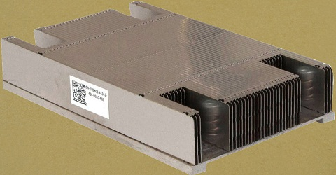 Dell RK7P1 Heatsink for PowerEdge R630