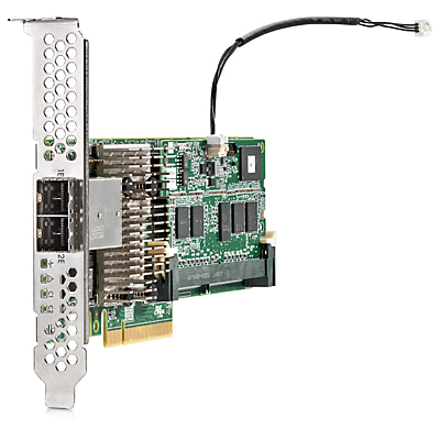 HP 726826-B21 Smart Array P441 12GB Controller WITH 4GB FBWC