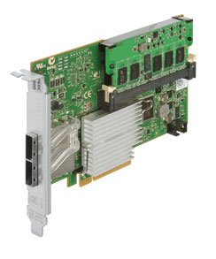 Dell 0M764M PERC H800 SAS External RAID Controller With 512MB Cache
