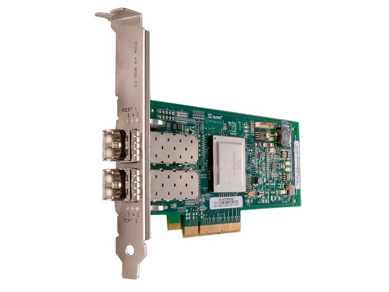 Dell 406-BBFB Sanblade 8Gb Dual Channel PCIe FC HBA