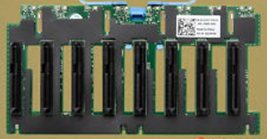 Dell DMC25 Hard Drive Backplane Assembly for R730