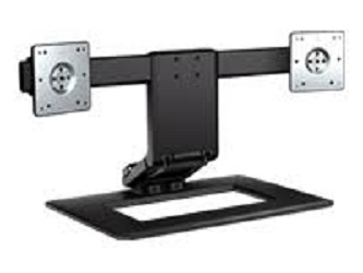 HP AW664AA Adjustable Dual Display Stand