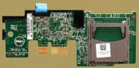 Dell 330-BBCL SD Card Module Reader for R730