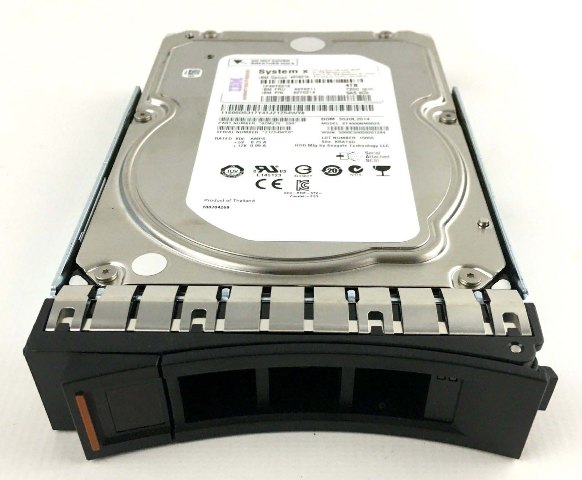 IBM 00NA491 1TB 7200Rpm SAS 12Gbps 2.5inch G3 Hot Swap Hdd