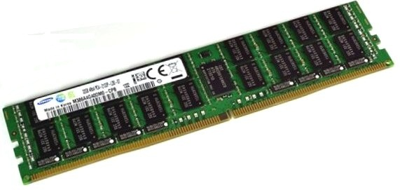 Samsung M386A4G40DM0-CPB 32GB 4RX4 Pc4-17000 Ddr4 New
