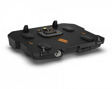 DELL DS-DELL-404 Docking Station For Latitude 12 Rugged Black