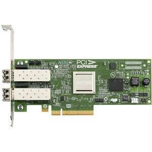 IBM 00JY848 Emulex 8GB Dual Channel PCIe X4 FC HBA for System X