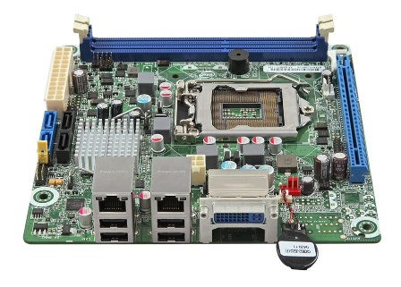 Intel S1200KPR LGA1155 Mini ITX Server Motherboard