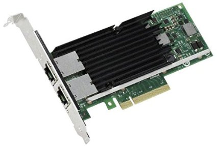 Intel X540-T2 03T8765 PCIe 10Gb 2 Port Ethernet Adapter ThinkServer Low Profile