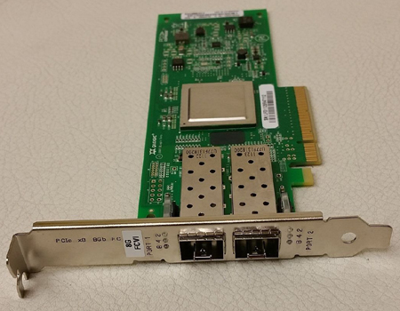 NETAPP X1927A-R6 SANBlade 8 Gbps Dual-Port PCIe Fibre Channel Adapter