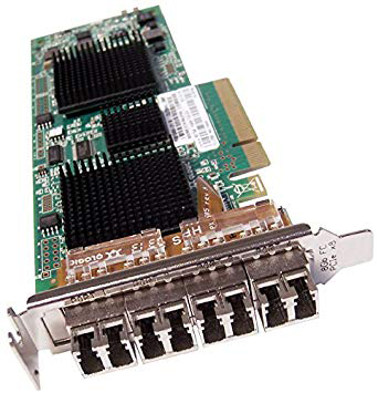 IBM 00E7546 8GB PCIe Low Profile 4-Port FC Adapter