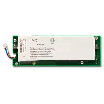 Lsi Logic L3-25034-13A Memory Backup Battery MR LSIiBBU06