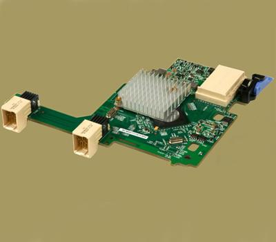 IBM 46M6167 Broadcom 10 GB Gen2 4 Port Ethernet Expansion Card