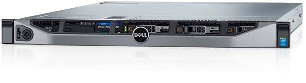 Dell 463-7658 PowerEdge R630 E5-2640-V4/2.4GHz 1P 16GBR 1U Rack Server