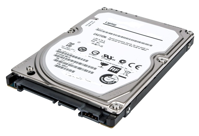 Dell 8P4PX 500Gb 7.2k Rpm SATA 6Gbps 2.5Inch Hdd