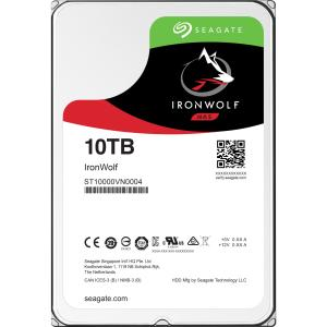 Seagate IronWolf ST10000VN0004 10TB 7200 RPM SATA 6Gb/s 3.5