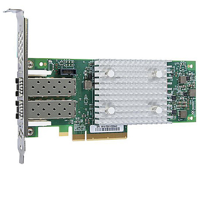 Dell T3TK5 SanBlade 32GB Dual-Port PCIe Fibre Channel Host Bus Adapter