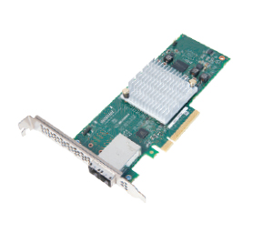 Adaptec 1000-8E 12GB 8-Port PCIe 3.0 X8 Low Profile Host Bus Adapter