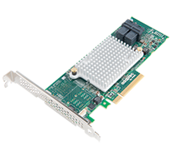 Adaptec 1000-8I 12GB 8-Port PCIe 3.0 X8 Low Profile Host Bus Adapter