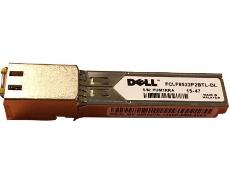 FCLF8522P2BTL 1000BASE-T Copper SFP Transceiver