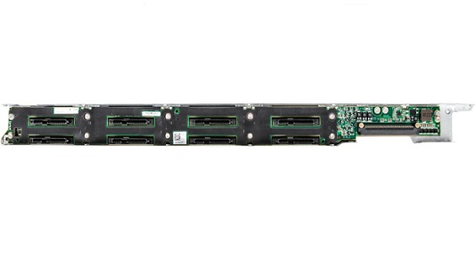 DELL HHXVC Backplane 8X2.5 HDD FD332