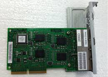 IBM 00E1380 1824 Quad-Port 1GB Host Ethernet Adapter