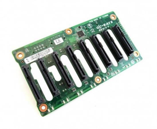 Dell 4FW0J Hard Drive Backplane 2.5 inch SFF 8 Bay for R720 R820