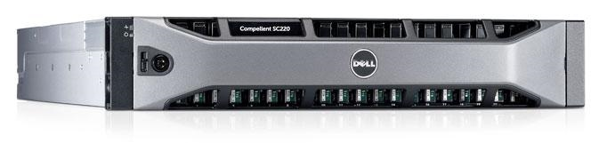 DELL SC220 Compellent Expansion Enclosure.