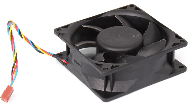 DELL KMCW0 Rear Fan For Poweredge T130 Precision Tower 3620
