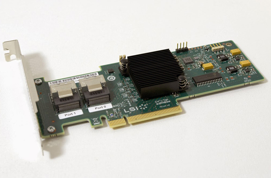 IBM 9220-8I-IBM ServeRAID M1015 PCIe SAS/SATA RAID Controller