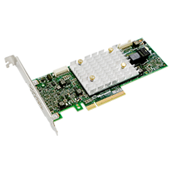 Adaptec 2291700-R 12 Gbps 4P PCIe Gen3 SAS/SATA SmartRAID Adapter