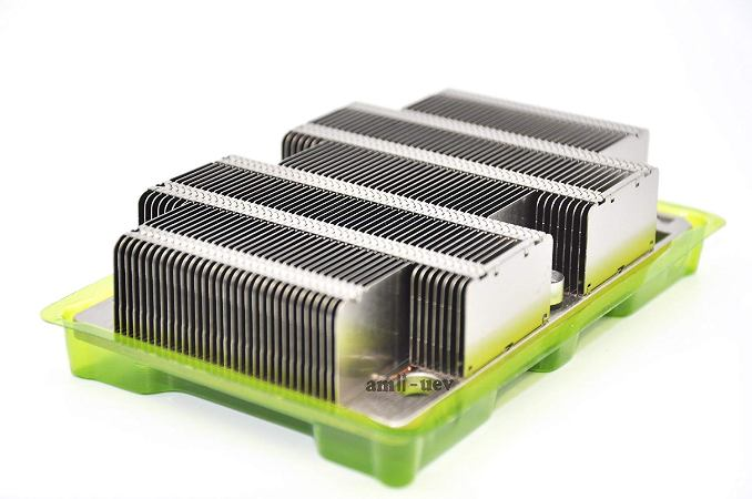 Dell C6R9H Poweredge Server R740 R740xd R640 Heatsink