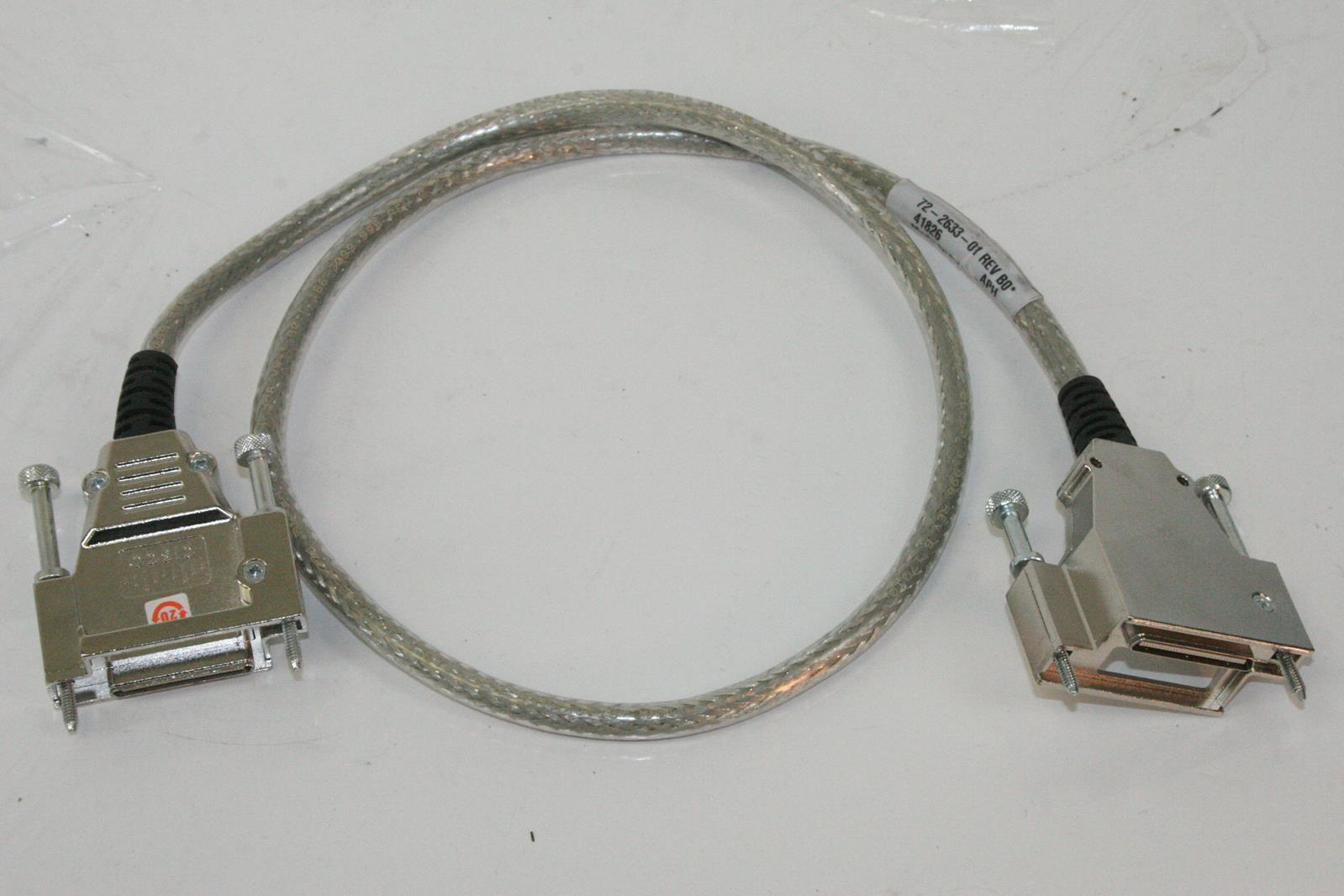 Cisco 72-2633-01 CAB-STACK-1M StackWise 1M Stacking Cable